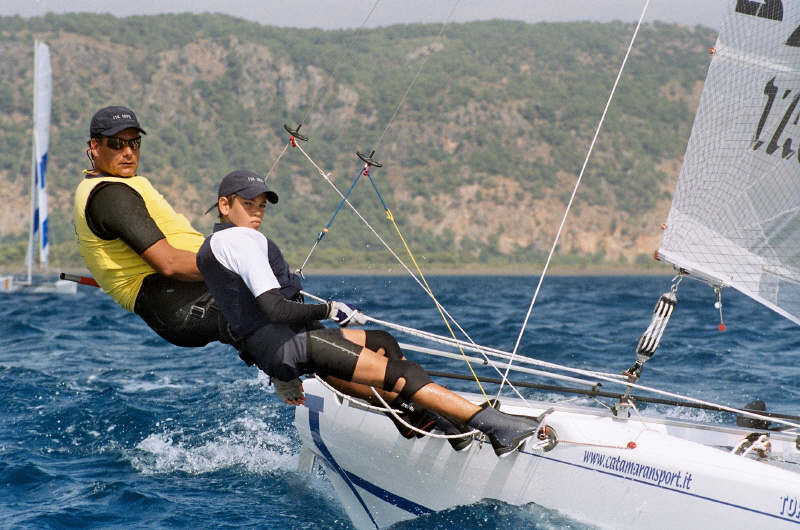 World Campionship 2003 - Sarigerme - Turkey